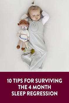 10 Tips for Surviving the 4 Month Sleep Regression. Sleep Training 6 Month Old Breastfed Baby Baby Schlafplan, Our Baby, Baby Sleep Schedule, After Baby, Baby Development, Baby Health, Everything Baby, Baby Hacks, Baby Care