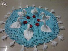 Vardhman woolen handmade knitted