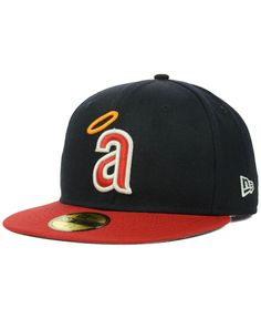New Era Los Angeles Angels of Anaheim Mlb Cooperstown 59FIFTY Cap Visors 2fd7b05d6