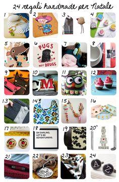 24 idee regalo handmade per il vostro Natale – Ma Che Davvero?