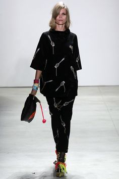 Libertine Spring 2016 Ready-to-Wear Fashion Show