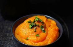 """750g vous propose la recette """"Purée de potiron aux épices"""" publiée par Pourdebon."""
