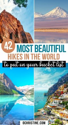 Top Travel Destinations, Best Places To Travel, Cool Places To Visit, Best Hikes, Outdoor Travel, Argos, Where To Go, Travel Usa, The Great Outdoors