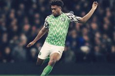 96345a70745 Nike unveils Super Eagles kits for 2018 World Cup - Daily Post Nigeria