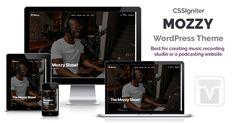 Music Recording Studio, Recorder Music, Best Wordpress Themes, People Around The World, Flexibility, Back Walkover