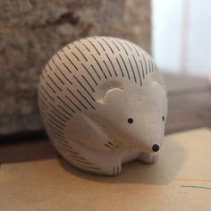 JAPANWAVE - T-lab polepole animal Hedgehog