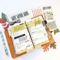 Some months you might want to dress up your pages with washi and stickers….some months you don't! Choose multiple planners for different purposes. One planner for school & one for home. No matter how many binders fit your needs, each and every one can be customized to make it your very own! Visit our website at www.websterspages.com for more products and ideas!