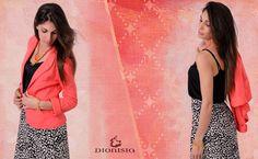 Lookbook de la nueva temporada Primavera Verano 2014/15 de Dionisia.  Conseguilo en cualquiera de nuestros locales.