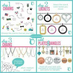 #OrigamiOwl #Jewelry #lockets           #reposting   #kristaklockets.origamiowl.com