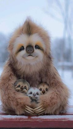 Baby Animals Super Cute, Cute Wild Animals, Baby Animals Pictures, Cute Baby Dogs, Cute Little Animals, Cute Animal Pictures, Cute Funny Animals, Animals Beautiful, Wild Life Animals