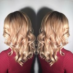 Hair transformation made by Ágnes Kurucz #agneskuruczhair #kehajdivat  with Imperity Professional Milano products #imperityprofessional