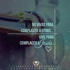 Vive para Cristo