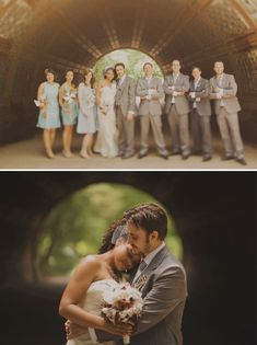 Brooklyn Terrarium Wedding: Kim + Matt