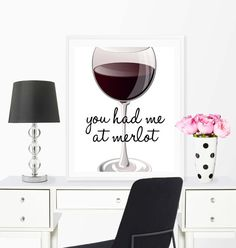 You had me at merlot. Have a favorite wine that just takes your breath away?…