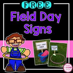 12 FREE Station Signs for Field Day Field Day is such a fun event for the end of the school year! Don& stress about planning what to do, here are some easy, yet fun games for… Field Day Activities, Field Day Games, Water Activities, V Games, Group Games, Play Day, Board Games For Kids, School Games, Student Games