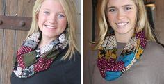 Nordic Infinity Scarf - Colors Restocked!! | Jane
