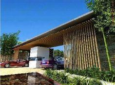 Entry Way Design, Entrance Design, Gate Design, Facade Design, Monumental Architecture, Facade Architecture, Entrance Gates, House Entrance, Portal Design
