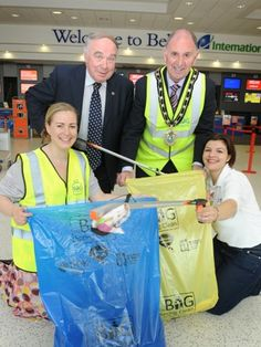 5 June 2013 - It was the final flight for Tidy Northern Ireland's 2013 Big Spring Clean at Belfast International Airport, as the campaign draws to a close for this year! http://www.belfastairport.com/en/news/1/250/big-spring-clean-goes-out-on-a-high-with-airport.html #tidy #northernireland #tidyni #springclean  #news #belfast #airport #belfastinternational #belfastinternationalairport #bia #flying #plane #holiday #trip #vacation