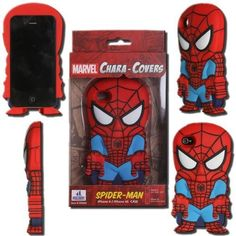Marvel Chara-Cover Series 1 iPhone Cover 4/4S - Spiderman by Apple, http://www.amazon.com/dp/B00AU83HMU/ref=cm_sw_r_pi_dp_xXVKrb16GY6RJ