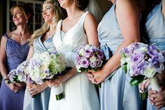 Wedding bouquets by Floral Fields of Burbank, CA. Wedding Bouquets, Wedding Dresses, Dena, Fields, Dairy, Bridesmaid Dresses, Floral, Fashion, Bride Dresses