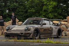 RWB Porsche looking mean! // http://www.stancenation.com/?p=124146