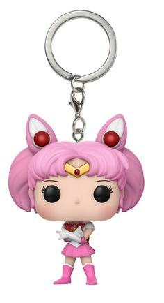 Hard-Working 2019 Sailor Moon Keychain Double Sided Acrylic Customization Key Chain Pendant Anime Accessories Cartoon Key Ring Comfortable Feel Jewelry & Accessories