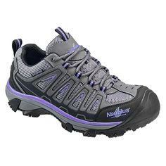 """Nautilus Safety Footwear 2258 Steel Toe EH WP Athletic - Women's"""