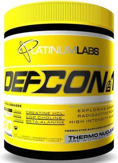 Предтренировочный комплекс DEFCON 1