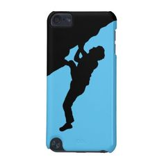 bouldering iPod Touch 5g case