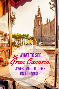 What to see on Gran Canaria: Awesome old cities on the north Spain Travel Guide, Europe Travel Tips, Places To Travel, European Travel, Estonia Travel, Norway Travel, Tenerife, Puerto Rico Gran Canaria, Island Travel