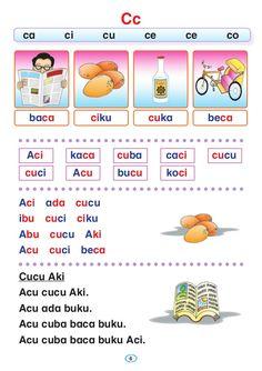 Kindergarten Reading Activities, Preschool Writing, Preschool Activities, Activities For Kids, Kids Math Worksheets, Reading Worksheets, Alphabet Worksheets, Early Childhood Program, Learn English Grammar