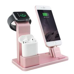 Apple Watch/AirPods/iPhone Charging Dock #iphoneairpods, #AppleIphone6
