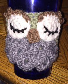 Owl Cozie #ldjcrochet