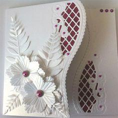 Metal Dies Cut Lace Flower angle DIY Die Cutting Album Dies Scrapbooking Embossing Decorative Craft  Template Dies