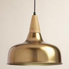 lighting crush   http://www.worldmarket.com/product/mobile/brass+and+wood+glenn+pendant+lamp.do?sortby=ourPicks