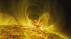 La NASA capta nuevas imágenes de una erupción solar / Vídeos / Multimedia / SINC