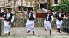 رقصة القبائل اليمنية - البرع AlBara - Yemeni dance