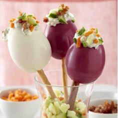 Pickle hard-boiled eggs in a brilliant beet juice for a colorful appetizer or snack for holidays and entertaining.