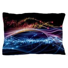 Sound Visualization Pillow Case