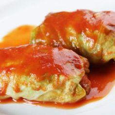 Stuffed Cabbage In a Slow Cooker A favorite growing up meal he learned from his dad! Rb