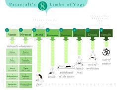 8 Limbs of Yoga The first four limbs—yama, niyama, asana and pranayama—are considered external cleansing practices. Yoga Nidra, Yoga Ashtanga Vinyasa, Yoga Kundalini, Iyengar Yoga, Bikram Yoga, Pranayama, Patanjali Yoga Sutras, Asana, Yoga Significado