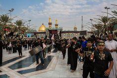 25 Muharram 1438 / 2016 - Karbala Iraq  Shrine of Imam Hussain (A.S)  (25 Muharram 1438 / 2016 - Karbala Iraq)  Photography: Al-Kafeel Global Network  Shia Multimedia Team - SMT http://ift.tt/1L35z55