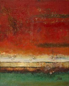 Sea Landscapes I Reproduction d'art