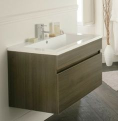 Oviedo 900mm wall hung unit modern bathroom vanities and sink consoles