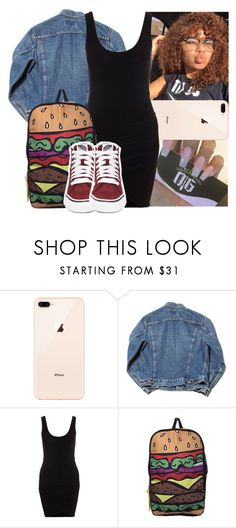 """✨"" by theyknowniyaaa ❤ liked on Polyvore featuring Vans"