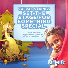 Enter to win Balthazar, the adorable 5'-tall dragon from our new Valpak TV commercial.  Using a coupon has never been so adorable. :)   www.Valpak.com/play  www.Valpak.com