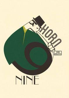 #number #numbers #design #jazz #Lida #Ziruffo #music #illustration