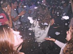 Crazy party in La Rochelle