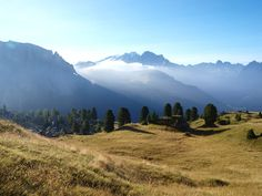 Sellajoch, Südtirol, Italia