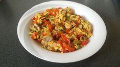 Asiapfanne mit Reis und Garnelen, ein sehr leckeres Rezept aus der Kategorie INFORM-Empfehlung. Bewertungen: 26. Durchschnitt: Ø 3,8.